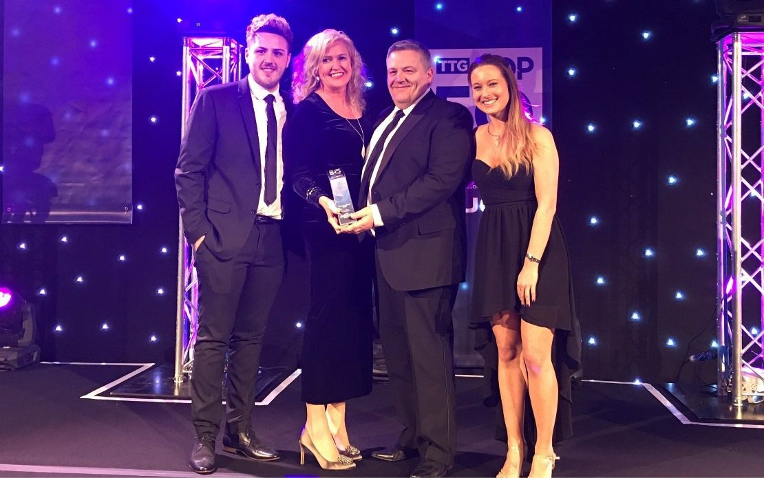 TTG 2017 Top Wales Travel Agency